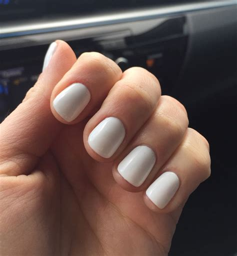 best shellac best 25 white shellac nails ideas on white