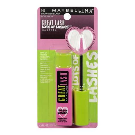 Maybelline Great Lash Clear Mascara Review Indonesia maybelline new york great lash mascara walmart ca