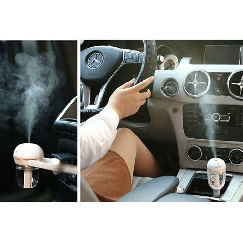 Car Vehicle Usb Aromatherapy Humidifier Purple car vehicle aromatherapy humidifier blue jakartanotebook
