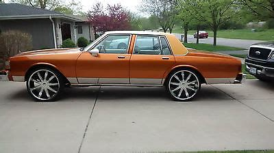tv ls for sale caprice classic brougham cars for sale