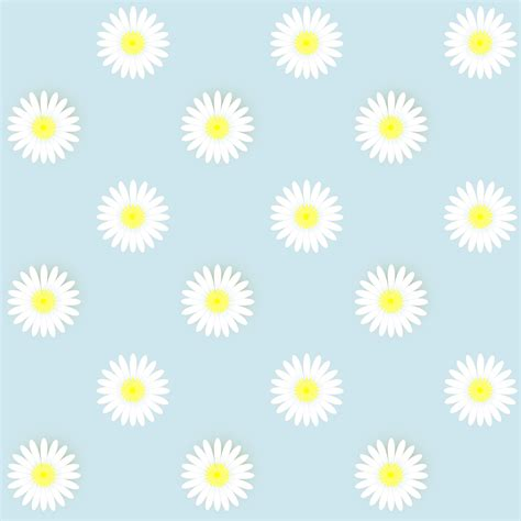 printable daisies flowers free printable daisy flower scrapbooking paper pdf and