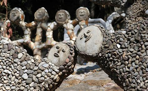 rock garden nek chand the rock garden of chandigarh xcitefun net