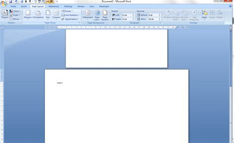 Landscape Ms Word Definition How To Change To Portrait Or Landscape Page Orientation In