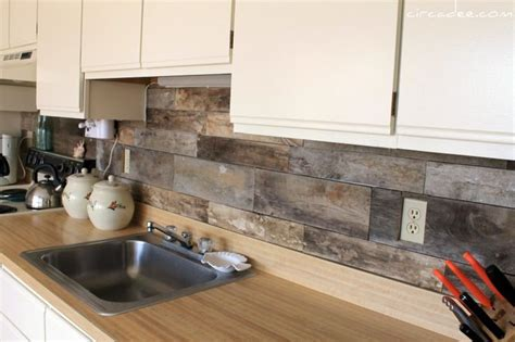pallet wood backsplash beautiful reclaimed pallet wood backsplash from circa