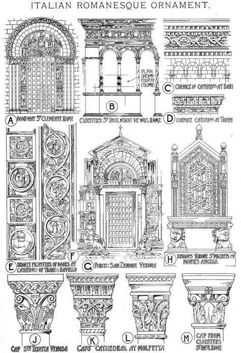 100 romanesque floor plan romanesque architectural romanesque ornament 100 images characteristics of