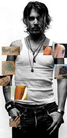 tattoo de johnny depp significado 93 best images about tattoos depp jewelry on pinterest