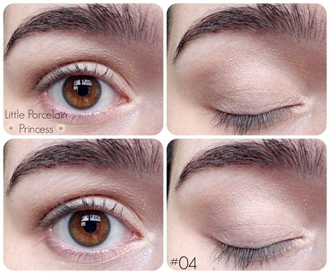 Missha Makeup Eyelid porcelain princess review missha the style eye