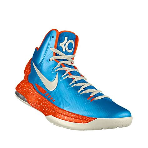 customized basketball shoes nikeid custom nike zoom kd v id s basketball shoe
