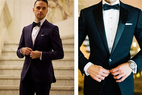 Wedding Attire Black Tie by What To Wear To Any Wedding The Gentlemanual A