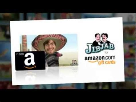 Watch Videos For Gift Cards - personalized amazon com video gift cards with jibjab youtube