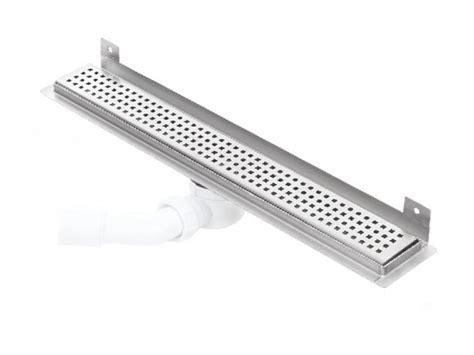 canaletta doccia canaletta doccia con flangia piegata wall silver 500mm