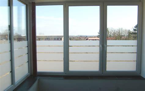 Fenster Sichtschutz Kreativ by Sichtschutz Fenster Hause Deko Ideen
