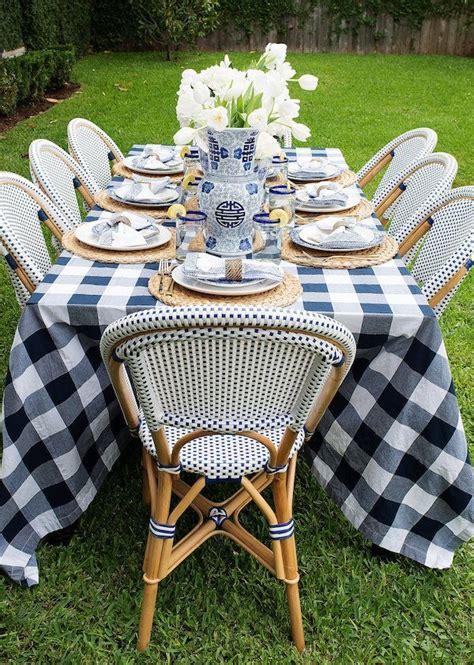 outdoor table setting best 25 outdoor dinner parties ideas on pinterest