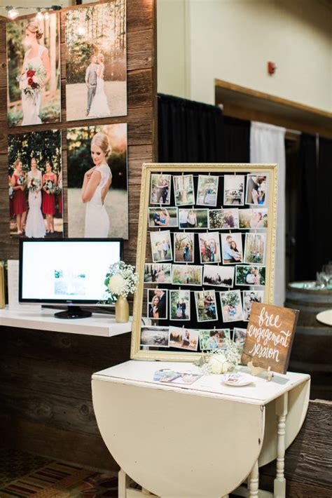 bride by design ashley booth oregon wedding showcase bridal show booth oregon wedding