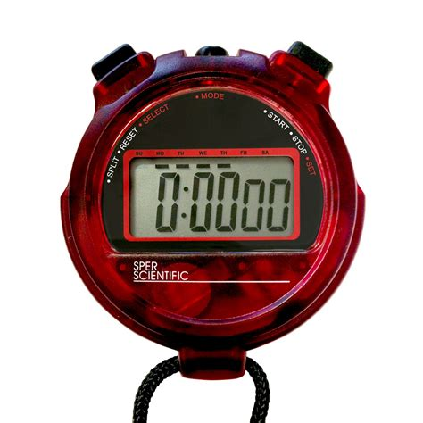 Clock Buy by Stopwatch Timer With Alarm Count Up Sper Scientific