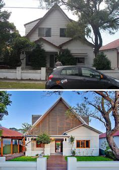 renovating old houses australia before and after of ranch rambler renovation kuhl design build exteriors homes