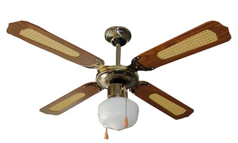 ventilatori a pale da soffitto ventilatore da soffitto a 4 pale groupon goods