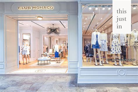 club monaco outlet club monaco opens new outlet at mbs the peak singapore your guide to the finer things in