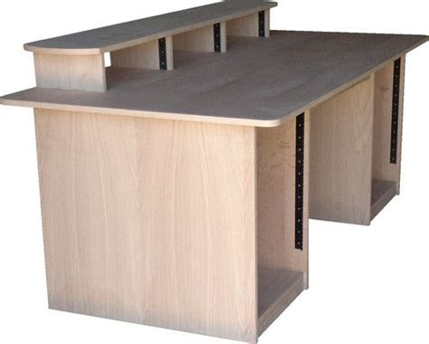 Studio Desk Table Furniture Producer Workstation Rack Studio Rack Desk