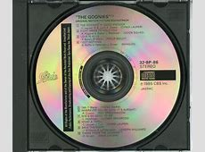 The Goonies Soundtrack (1985) - CD Sniper Reference ... Joseph