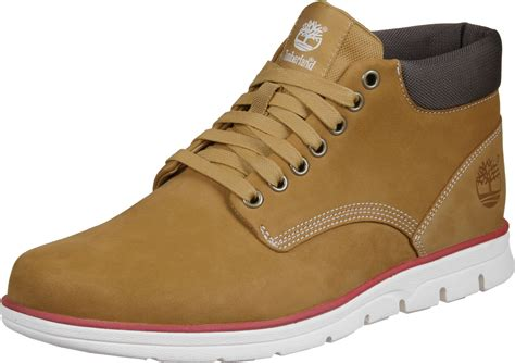 Timberland Tbl14479jsb07 Beige Brown Leather timberland bradstreet chukka leather casual shoes brown beige