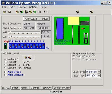 pokemon kavass sivava willem eprom programmer on windows 7 64 bit