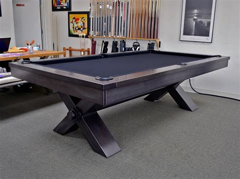 modern pool tables  sale   madison art center