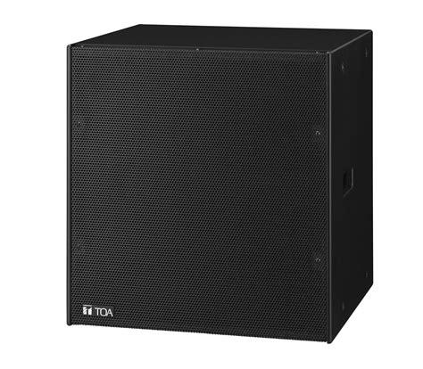 Speaker Toa Zh 5025 B fb 150b subwoofer system