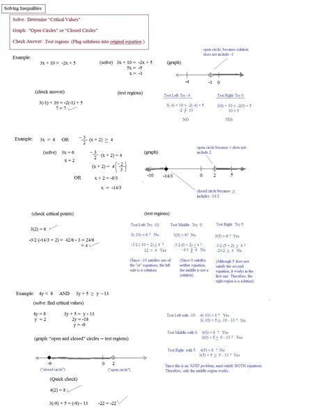 Solving Absolute Value Equations And Inequalities Worksheet Answers by Uncategorized Solving Inequalities Worksheet With Answers Klimttreeoflife Resume Site