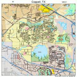 map coppell coppell map 4816612