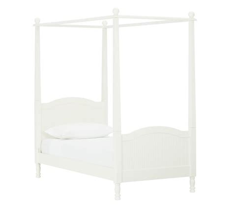 pottery barn canopy bed catalina canopy bed pottery barn kids