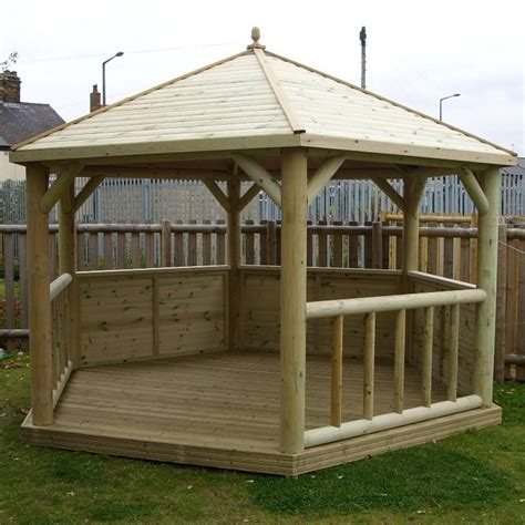 wooden gazebo kits gazebo design amazing wooden gazebo kits wooden gazebos
