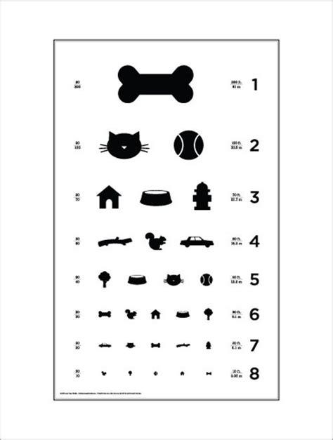 printable dot eye chart 51 best eye charts images on pinterest eye chart