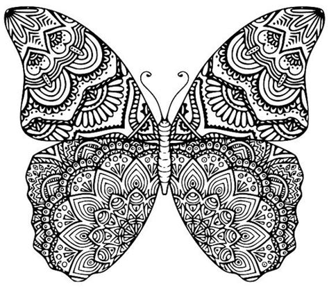 imagenes de mandalas mariposas butterfly mandala svg dxf eps mandalas colorear y mariposas