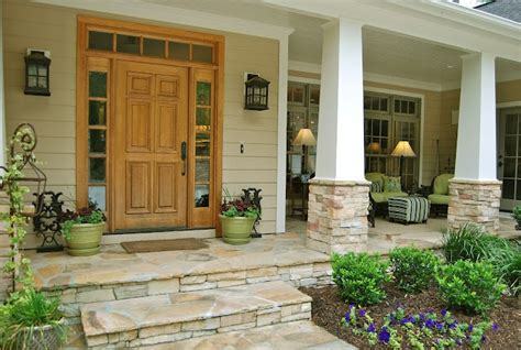 inviting front porch hwbdo75600 traditional from builderhouseplans com 25 b 228 sta stone porches id 233 erna p 229 pinterest fransk