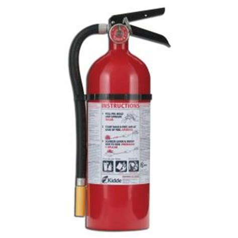 kidde home 3 a 40 b c extinguisher 21007245n