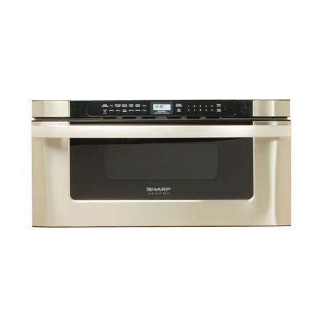 sharp 30 microwave drawer kb6525ps sharp kb6525ps 30 inch microwave drawer savinglots