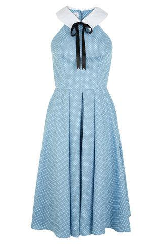 Blue Sweet Retro Dress From Tara Deluxe 8 best black friday sale images on cocoon coats black friday and retro styles