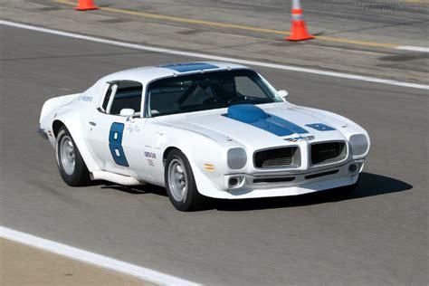 pontiac firebird 2005 monterey historic automobile races