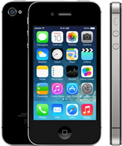 iphone 4s technical specifications