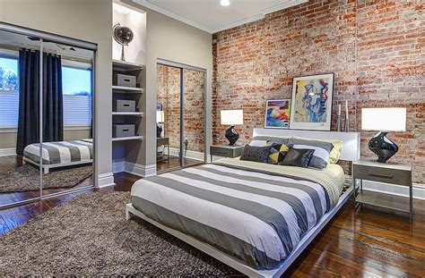 brick bedroom wall hot home design trends that are here to stay photos