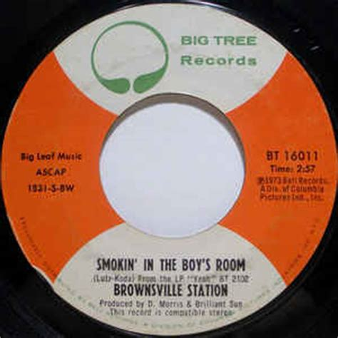Brownsville Station Smokin In The Boys Room by Brownsville Station Smokin In The Boy S Room Vinyl At Discogs