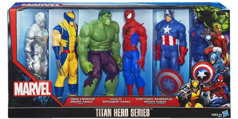 Figure Marvel Collection 25cm Pa marvel universe titan series collection