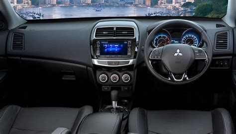 asx mitsubishi interior mitsubishi asx compact small suv built for the city