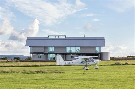 house designs scotland taxying past strathaven airfield s grand designs house picture of sportflight
