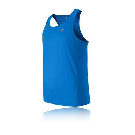 New Vests by New Balance Accelerate Running Vest Sportsshoes