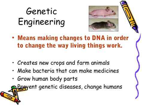 Modified Vaccine Definition by Genetic Engineering