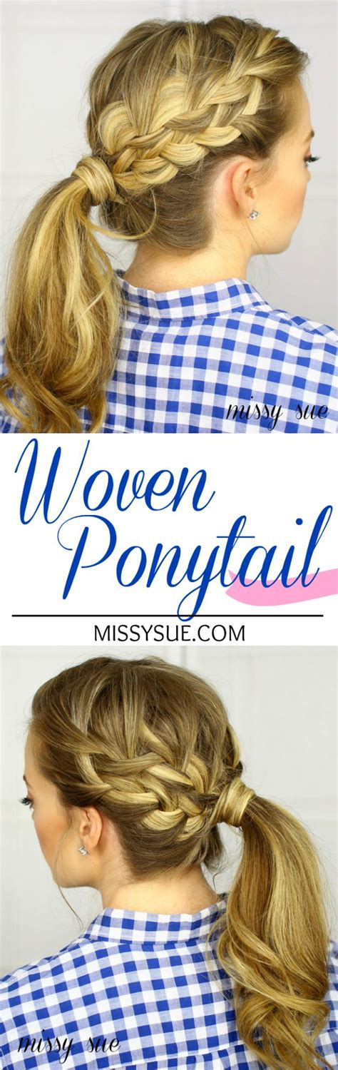 easy hairstyles for waitress s 33 cool hair tutorials for summer diy projects for teens