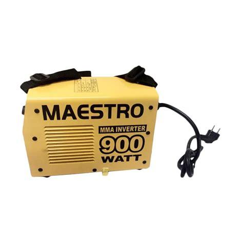Kabel Las Set Stang Las Stang Massa Conector Murah jual mazell inverter las mma120 maestro perkakas mesin harga kualitas terjamin