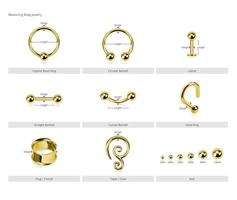 10pcs 130rb 4 6th acrylic wildklass saddle fit tunnels 40pc pack 4 sizes x 10pcs each jewelry watches